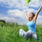 meditatie maakt je enthousiast voor het Leven
