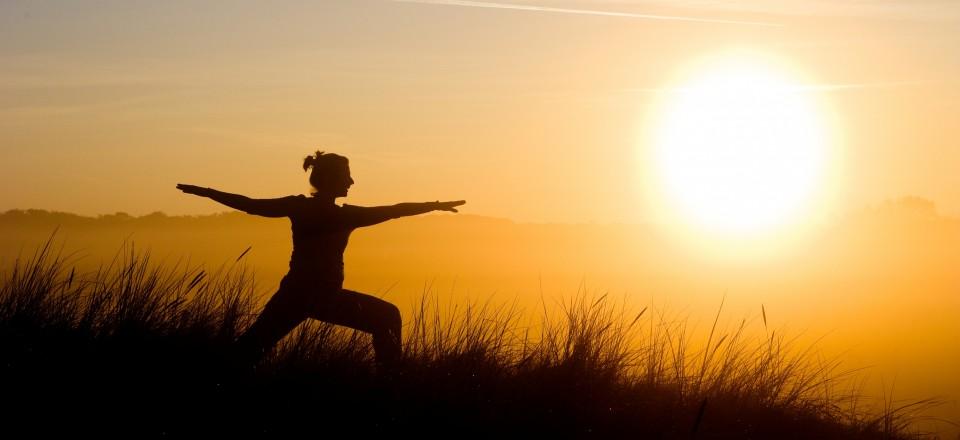 yoga maakt je lichaam soepel, mooi, gezond