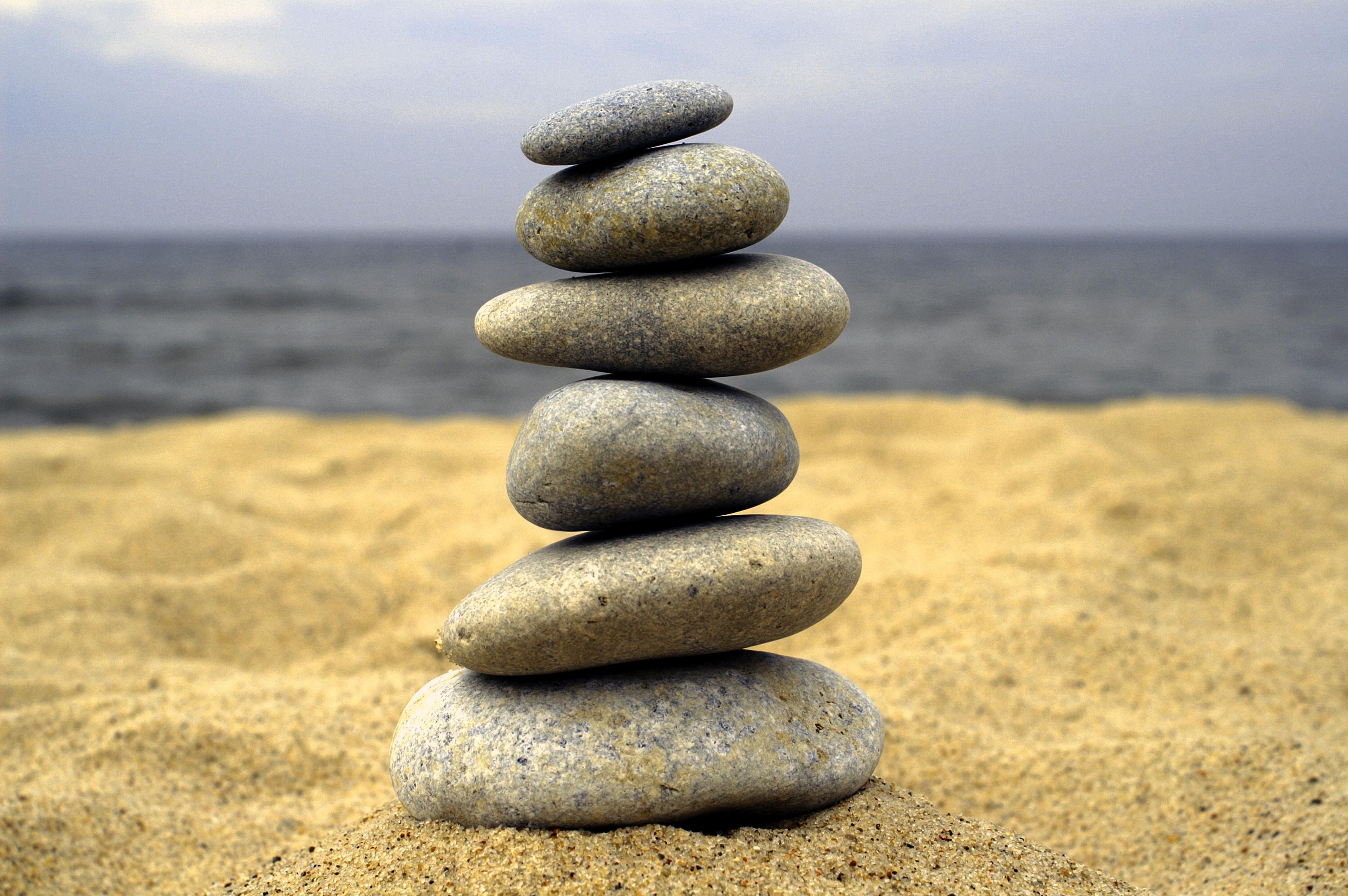 blijf in balans