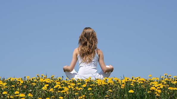 Mediteren een zalig rustmoment tijd voor jezelf